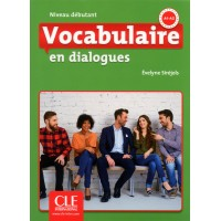 En Dialogues Vocabulaire 2Ed. Debut. + CD