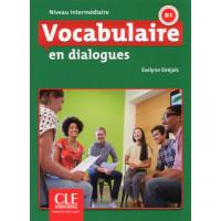 En Dialogues 2Ed. Vocabulaire Int. + CD
