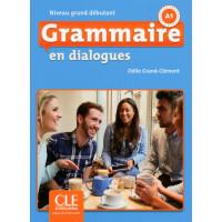 En Dialogues 2Ed. Grammaire Gr. Debut. + CD