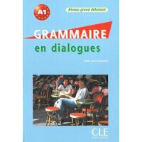 En Dialogues Grammaire Gr. Debut. + CD