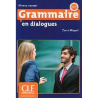 En Dialogues Grammaire Avance + CD