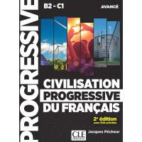 Civilisation Progr. du Francais Avance 2Ed. Livre + CD