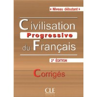 Civilisation Progr. du Francais Debut. 2Ed. Corriges