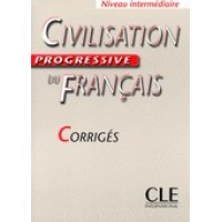 Civilisation Progr. du Francais Intermed. 2Ed. Corriges