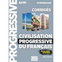 Civilisation Progr. du Francais Interm. 2Ed. Corriges