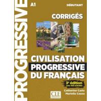 Civilisation Progr. du Francais Debutant 2Ed. Corriges