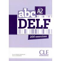 ABC DELF A2 Livre + CD