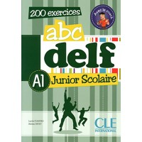 ABC DELF Junior Scolaire A1 Livre + CD