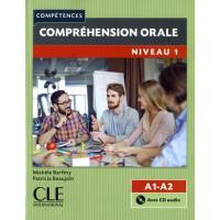 Comprehension Orale 2Ed. 1 + CD