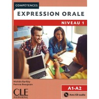 Expression Orale 2Ed. 1 + CD