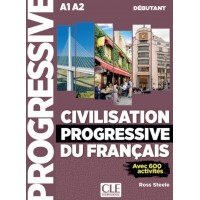 Civilisation Progr. du Francais Debutant 2Ed. Livre + CD