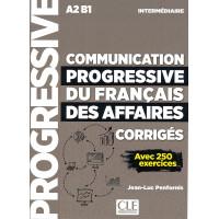 Communication Progr. du Francais des Affaires 2Ed. Corriges