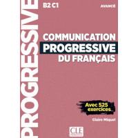 Communication Progr. du Francais Avance 3Ed. Livre + CD