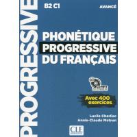 Phonetique Progr. du Francais 2Ed. Avance Livre + CD