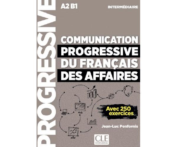 Communication Progr. du Francais des Affaires 2Ed. Livre