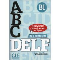 ABC DELF B1 Niveau Livre + DVD