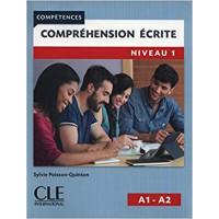Comprehension Ecrite 1 2Ed. A1/A2 Livre
