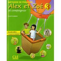 Niveau Alex et Zoe 3 Livre