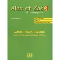 Niveau Alex et Zoe 3 Guide