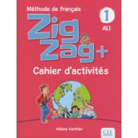 Niveau ZigZag+ 1 Cahier