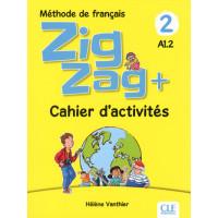 Niveau ZigZag+ 2 Cahier