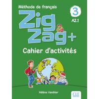 Niveau ZigZag+ 3 Cahier