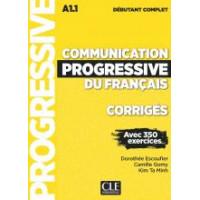 Communication Progr. du Francais Compl. Debut. 3Ed. Corriges