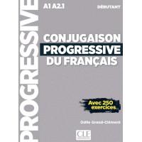 Conjugaison Progr. du Francais Debutant 2Ed. Livre + CD