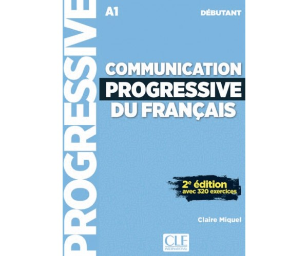 Communication Progr. du Francais Debut. 2Ed. Livre + CD