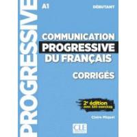 Communication Progr. du Francais Debut. 2Ed. Corriges
