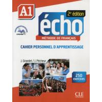 Echo 2Ed. A1 Cahier + CD