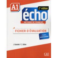 Echo 2Ed. A1 Fichier Evaluation
