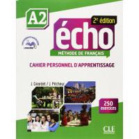 Echo 2Ed. A2 Cahier + CD