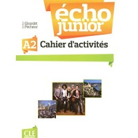 Echo Junior A2 Cahier