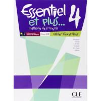 Essentiel Et Plus 4 Cahier