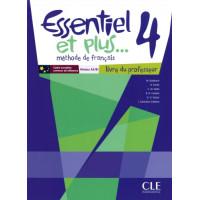 Essentiel Et Plus 4 Guide + CD