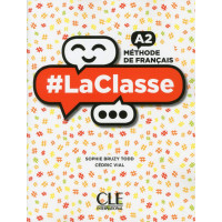 #LaClasse A2 Livre + DVD-ROM (vadovėlis)