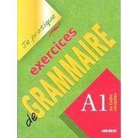Exercices de Grammaire A1 Livre