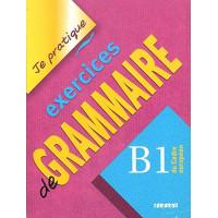 Exercices de Grammaire B1 Livre