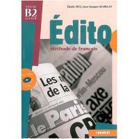 Edito B2 2006 Ed. Livre + CD