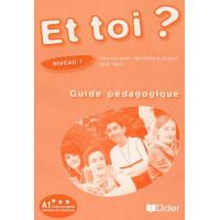 Et Toi? 1 Guide