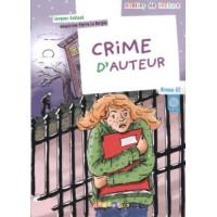 Crime D'auteur Livre + CD