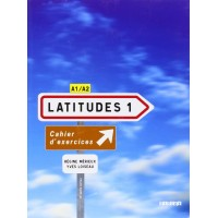 Latitudes 1 Cahier + CD