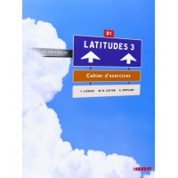Latitudes 3 Cahier + CD