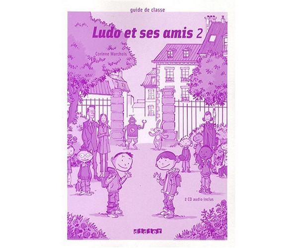 Ludo et ses Amis 2 Guide + CD