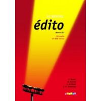 Le Nouvel Edito B2 2010 Ed. Livre + CD & DVD