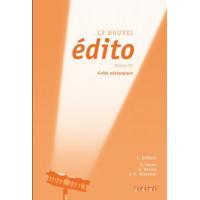 Le Nouvel Edito B2 2010 Ed. Guide