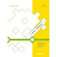 Ligne Directe 3 Cahier + CD-ROM