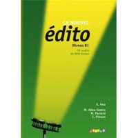 Le Nouvel Edito B1 2012 Ed. Livre + CD & DVD