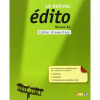 Le Nouvel Edito B1 2012 Ed. Cahier